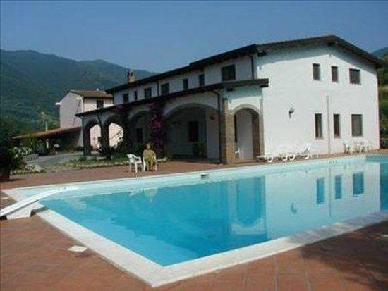 Hotel Il Forno Antico : Pool