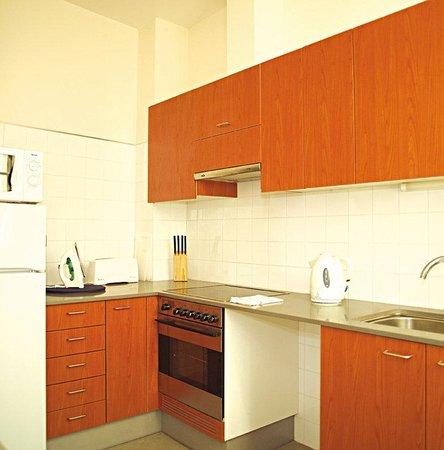MH Apartments Tetuan: Cocina