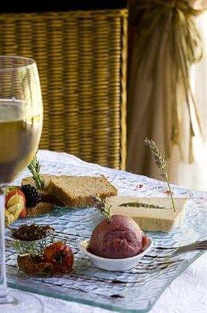 L'Oree du Bois Hotel : Gastronomy