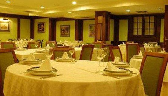 Serantes Hotel: Gastronomy