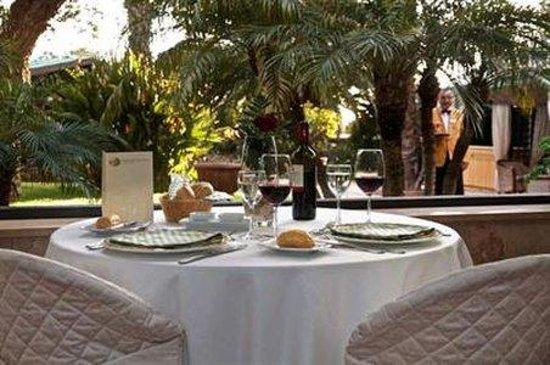 Colleverde Park Hotel: Ristorante interno