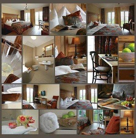 Ampervilla Hotel: Room