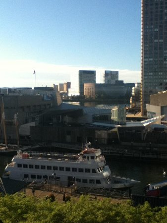 Boston Marriott Long Wharf: A Room With A View