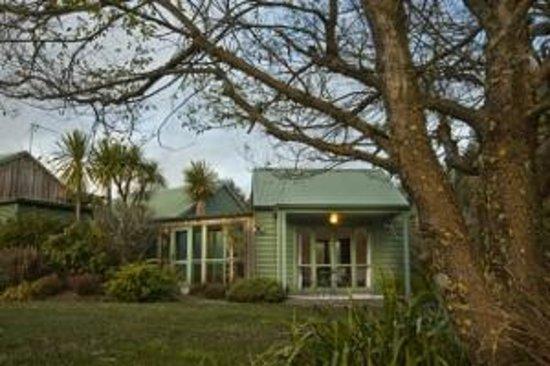 Whakaipo Lodge : Tongariro Suite exterior