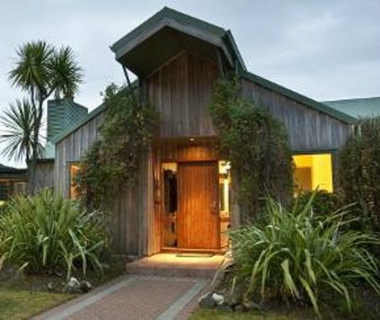 Whakaipo Lodge : Entrance to the Lodge