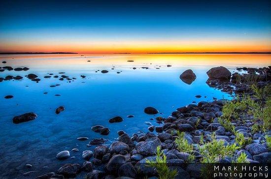150 feet of private Lake Michigan beach - Sunrise Landing Motel