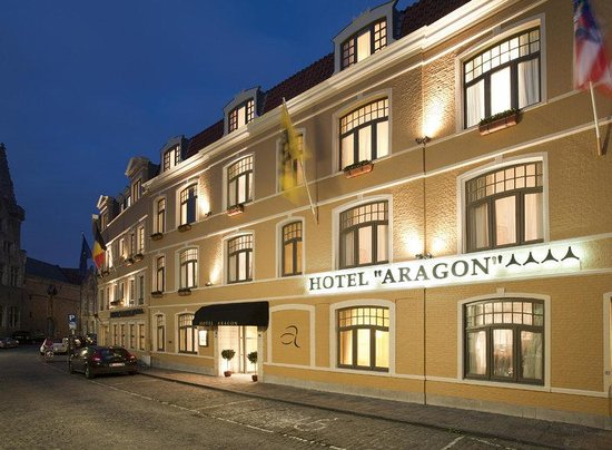 Photo of Hotel Aragon Brugge