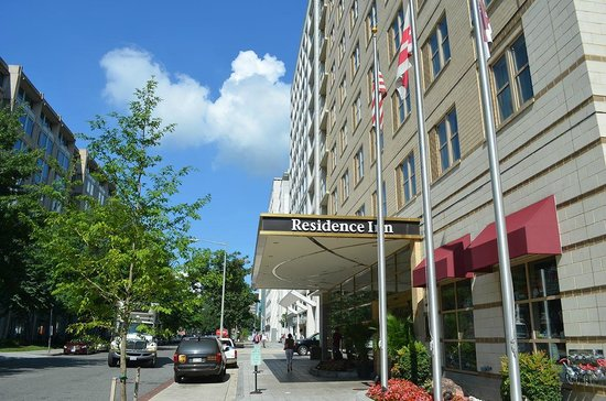 Residence Inn Washington, DC/Capitol : Residence Inn Capital Hill