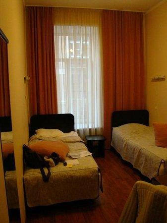 Nevsky Contour Hotel: Quarto