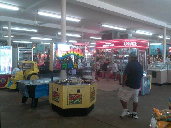Myrtle Beach Boardwalk & Promenade: Fun Palace Arcade