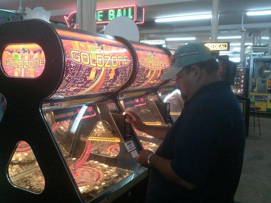 Myrtle Beach Boardwalk & Promenade: Gaming in the Fun Palace