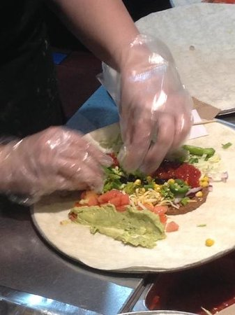 Burrito Boyz: the burritos are loaded!