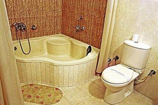 Taj Home Stay: Bathroom