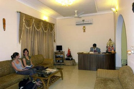 Taj Home Stay: Interior