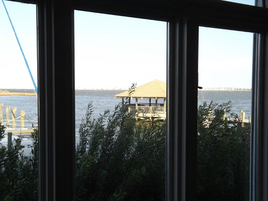 Avenue Waterfront Grille: View from our table