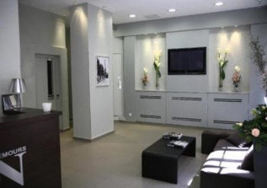 Hotel Nemours: Interior