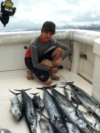 Drake Bay, Costa Rica: estos mas 20 peces mas