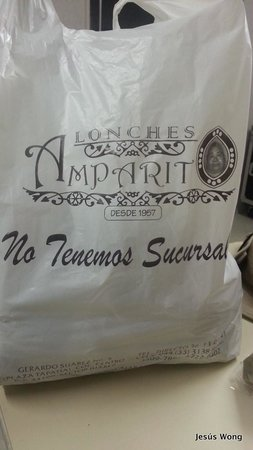Lonches Amparito