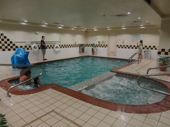 Hilton Garden Inn Secaucus / Meadowlands: Pool