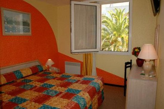Hotel Azur : Room