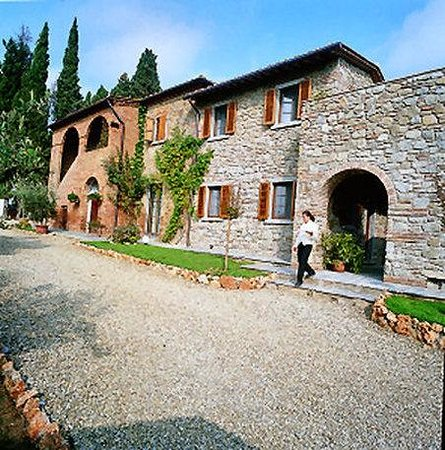 Photo of Relais Villa Petrischio Cortona