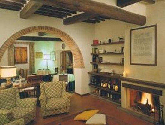 Relais Villa Petrischio: Interior