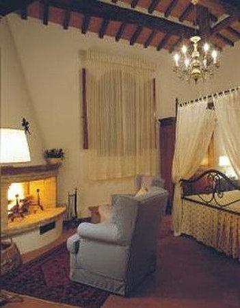 Relais Villa Petrischio: Room