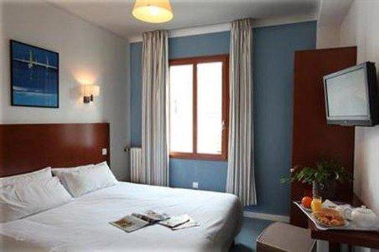 Citotel Hotel de France : Room