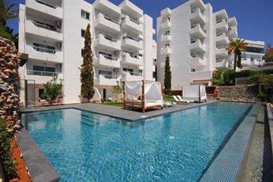 Ferrera Beach Apartments : Pool