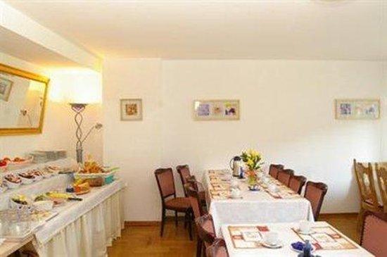 Hotel Nizza: Gastronomy