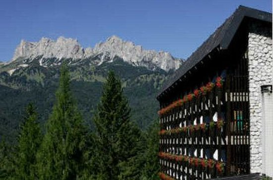 Mercure Dolomiti Hotel Boite: Exterior