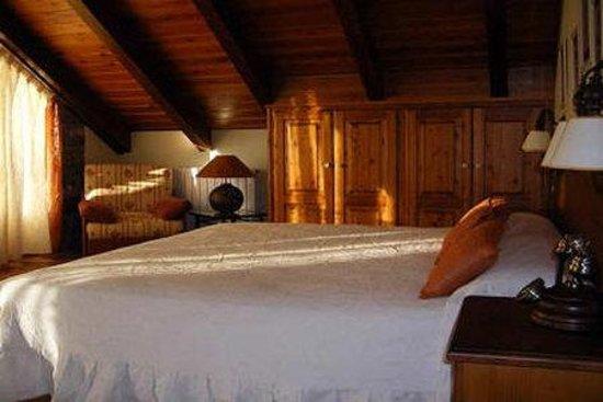 Hotel Restaurante Palazio: Room
