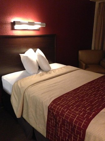 Red Roof PLUS+ Baltimore - Washington DC/BWI Airport: Very comfortable beds