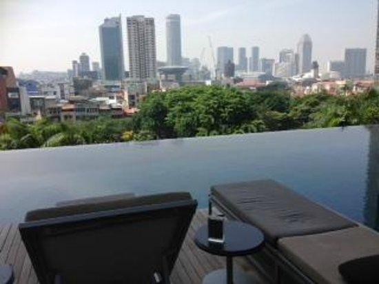 Ok picture of parkroyal on pickering singapore tripadvisor for Park royal pickering swimming pool