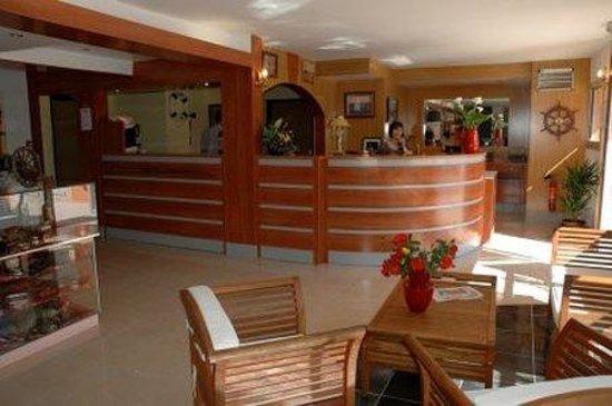 Hotel Helios : Interior