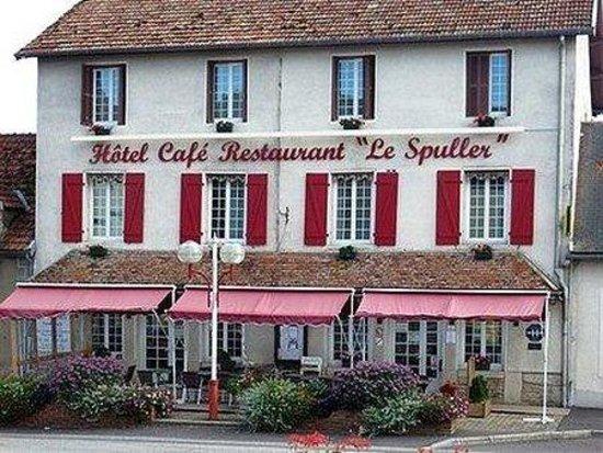 Hotel-Restaurant Le Spuller: Exterior