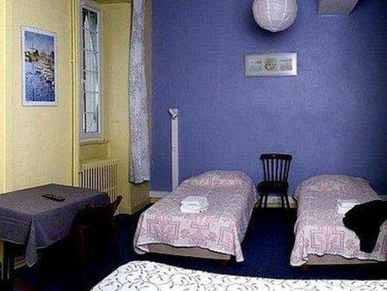 Hotel-Restaurant Le Spuller: Room