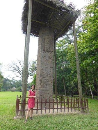 Posada De Quirigua: Quirigua park