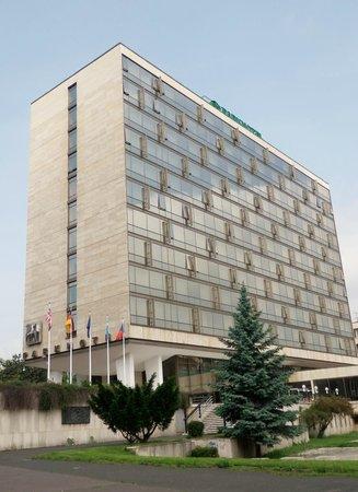 Parkhotel Praha: El hotel