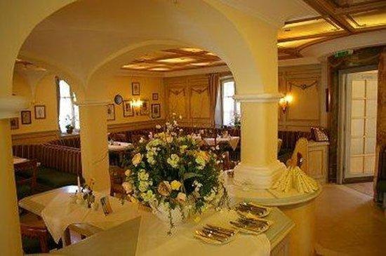 Hotel Sammareier Gutshof: Gastronomy