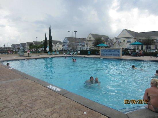 Venetian Bay Resort : Main pool