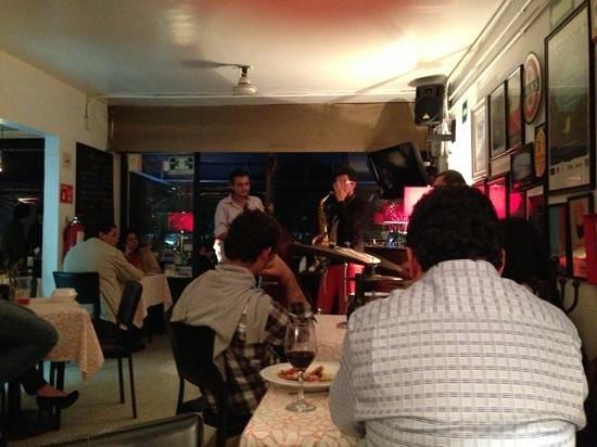 El Convite: Noche de jazz