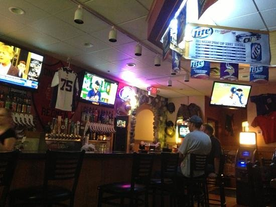 Beef O'Brady's: Classic sports bar and grill.