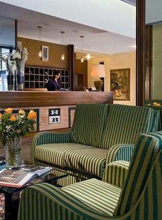 Hotel Terme Bologna: Interior