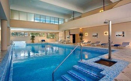 Hotel Terme Bologna: Pool