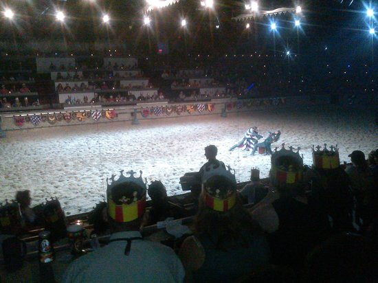 Medieval Times: The arena where it all happens
