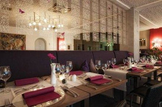 Center Hotel Mainfranken: Gastronomy