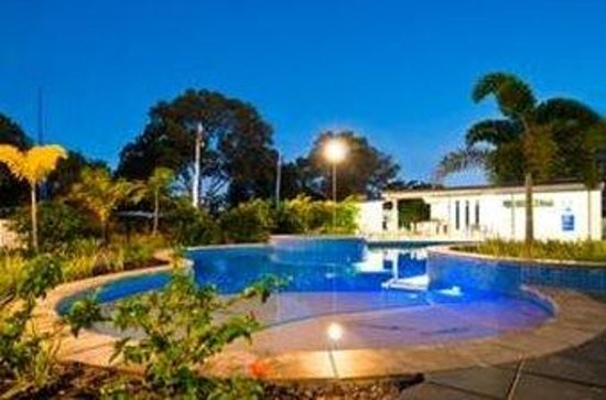 Akama Resort: Pool