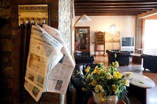 Primotel Brescia Centro : BarLounge
