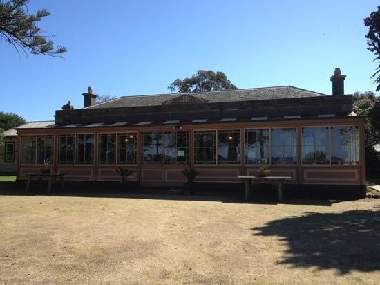 Point Cook Homestead: they have managed to update the exterior